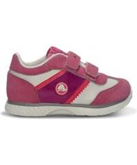 Crocs Retro Sprint Sneaker Kids Pink Lemonade/White