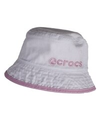 Crocs Toddler Reptile Bucket white/pink