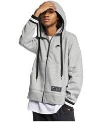 4ec2f3e9b4fc Mikina s kapucňou Nike M NSW AIR HOODIE FZ FLC ar1815-063 Veľkosť S