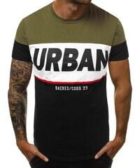 601567c96589 Čierne Pánske tričká a tielka z obchodu Budchlap.sk