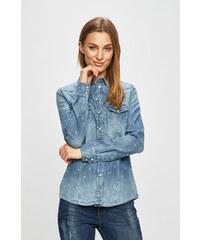 847853e167bd HIPKINI Letné dámske športové tričko Playoff Splash. Veľkosť len S. Detail  produktu. Guess Jeans - Košeľa
