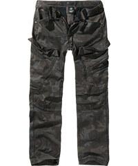 51bc07363f BRANDIT KALHOTY Adven Trouser slim fit MEN Darkcamo
