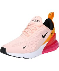 23ba19d497b4 Nike Sportswear Tenisky  Air Max 270  růžová   červená   bílá