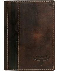 b4fee660ac17 Buffalo Wild Hnedá pánska peňaženka N4-HP-F