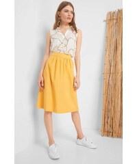 505156a09050 ORSAY Rozšírená midi sukňa