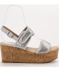 03aed3fdcb00a Dámske topánky na platforme z obchodu Londonclub.sk | 80 kúskov na ...