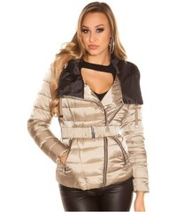 9e53ebc1af38 Hnedé Dámske bundy a kabáty z obchodu Joanafashion.sk