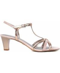 45844d726134 Tamaris Dámské sandále 1-1-28329-22-586 Rose Met Glam