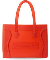 5880ea85fc World-Style.cz Originální silikonový kufr phantom shopper bag různé barvy  červená