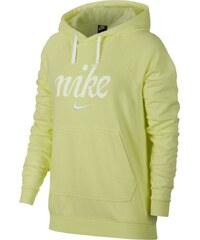 d7997d17cf61 NIKE - mikina Nike Sportswear red sunset lime Velikost  M