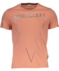 fe11ef08c926 Oranžové Pánske tričká a tielka