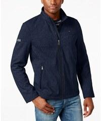 4cda2a71c3 Pánská bunda Tommy Hilfiger Softshell Jacket tmavě modrá S