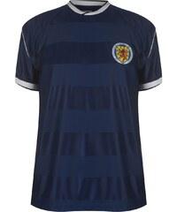 8bc65bddc Nogometni dres Score Draw Scotland 86 Home Jersey Mens