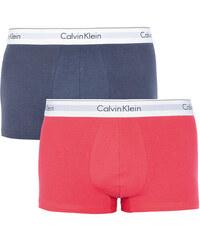 9c297657b3 2PACK pánské boxerky Calvin Klein vícebarevné (NB1086A-KGQ)