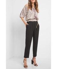 dc160a62ccab Čierne Dámske nohavice z obchodu Orsay.sk
