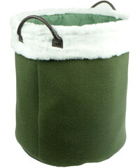 92d06f961 Pletený úložný koš Furniteam Laundry,⌀ 42 cm