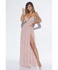 2b3f99bb90b1 Loula Ružové šaty Diffa