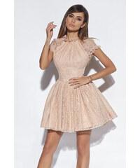 4a640be97af0 Loula Ružové šaty Jasmine