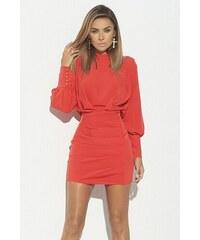 c15af1846e Loula Červené šaty Kenzie