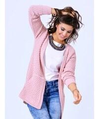 d959cddca7c1 VERSABE Dámsky sveter JOE púdrovo ružový