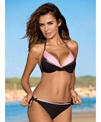 c9580e92f ModneVeci Trendy luxusné dámske plavky 222 Esme 0102 ružová - Glami.sk