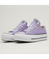 20ea914d94 Converse Chuck Taylor All Star Lift OX washed lilac   black   white