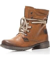 02268f1714 Dámská obuv RIEKER 70820 24 BRAUN H W 6 1032745