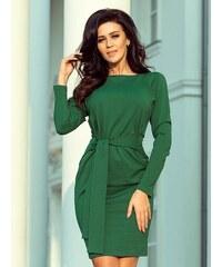 c2381b12f90e ModneVeci Dámske Retro šaty 209-2 zelené