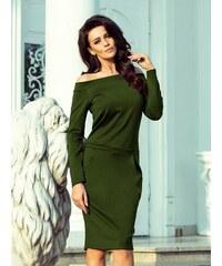 13659d406d7d ModneVeci Dámske športové šaty 13-18 zelené - Glami.sk