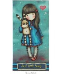 Santoro London - Sada Pilníků Na Nehty - Gorjuss - Hush Little Bunny