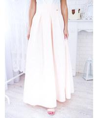 9a549764c73a www.glashgirl.sk Marhuľová dlhá elegantná sukňa