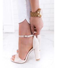 c0f351bf2c3d Hnedé Dámske sandále z obchodu GlashGirl.sk - Glami.sk