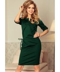 a9215a1a7783 Numoco denní šaty MM-126159 zelená