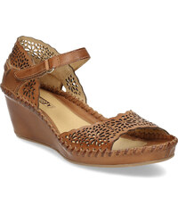 e8675879e6b2 Pikolinos Kožené dámske sandále na kline