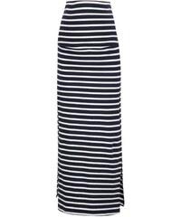 a7324811a5ce Modro-bílá pruhovaná těhotenská sukně Mama.licious Lea