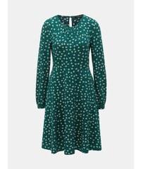 349d272548 Zelené kvetované šaty Dorothy Perkins