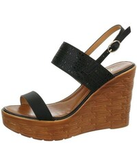 0b35c59195 Dámske sandále na platforme z obchodu Joanafashion.sk