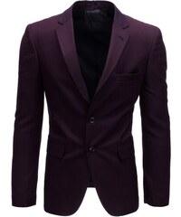 925dd61869c0 Dstreet Jedinečné elegantné bordové sako