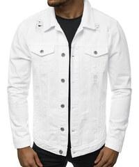 105a4e8609 Fehér Férfi dzsekik és kabátok | 200 termék egy helyen - Glami.hu