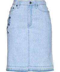 efca8b7c53d1 bonprix Džínová sukně s aplikací