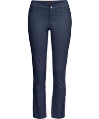 a52906f9e61c Modré Dámske nohavice z obchodu Bonprix.sk