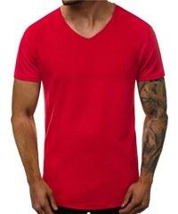 3bf71e83c6a9 Pánske Tričko Červené OZONEE O 2309