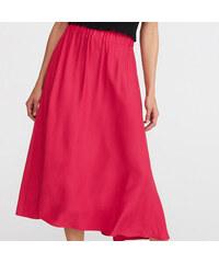 8202f96c2a14 Reserved - Hladká sukňa - Červená