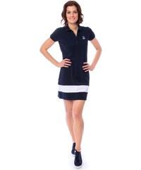 024238e71045 Dámske šaty HEAVY TOOLS   VICI19 navy
