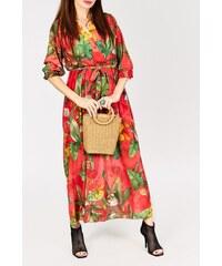 e967575313c7 Doprava zadarmo Šaty so vzorom z obchodu Planéta-módy.sk