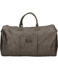 89087192a1 Trendy cestovná taška David Jones Travel - sivá
