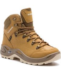 61adaa9fa974 Trekingová obuv LOWA - Hampton Gtx Mid GORE-TEX 210705 Brown 0485 ...