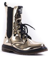 c7fe12cfe282 JUST ANOTHER COPY Stretch dámske členkové topánky