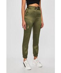 df657b4a32c2 Zelené Dámske nohavice