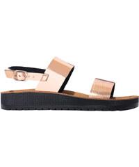 33599e980583 Scholl Dámske sandále Cynthia Sandal Memory Cushion Rose Gold F274351853